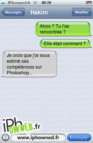 Exemple texto rencontre