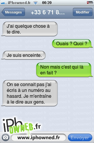 Exemple de sms de drague drôle