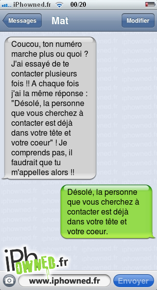 Numero rencontre sms gratuit